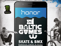 Honor Baltic Games 2015