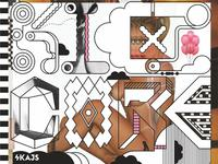 KICZCORE front projekt Filip Tofil Syfon Studio