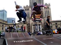WARSAW CITY SKATEBOARD CHALLENGE