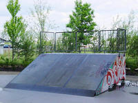 Skatepark Marki - Ikea