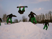 Nowa strona Hajka Snowpark