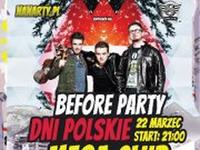 Before Party Dni Polskich