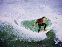 Świetny młody surf i nagłe zwroty akcji na Steamer Lane - O'Neill Cold Water Classic 2010