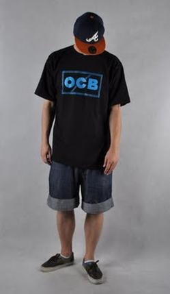 """V6 """"OCB"""" - T-Shirt"""
