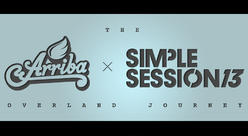 Arriba on Simple Session 13