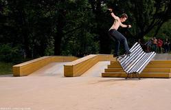 Aram Socha - fronio, Żywiec Skatepark...