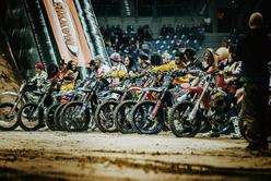 Diverse NIGHT of the JUMPs 2015 w Krakowie