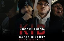 Kafar Dix37 łączy siły z Peją, Pezetem i Tomaszem Lipnickim - klip