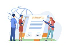 Contract Translation Services