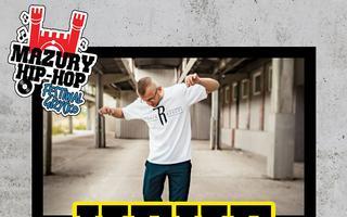 Kękę na Mazury Hip-Hop Festiwal 2017