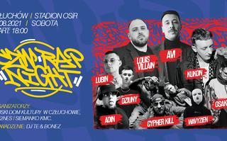 Znamy datę oraz line-up festiwalu CZW Rap Night 2021 w Człuchowie