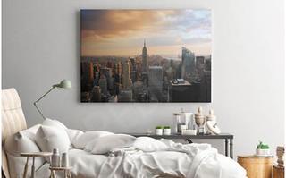 Nowy Jork bez wychodzenia z domu, czyli wybieramy efektowny obraz do pokoju