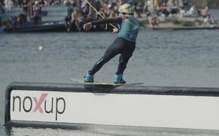 Edit z zawodów wakeboard'owych Rueda Battle Vol. III