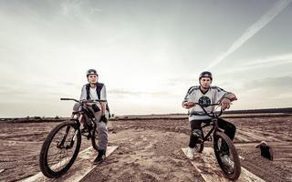 """""""The Bike Brothers"""" – superprodukcja z braćmi Godziek"""