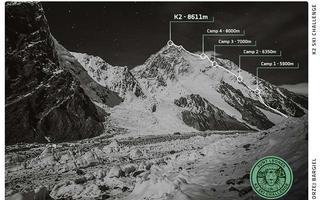 K2 Ski Challenge – K2 jednak drogą Cesena