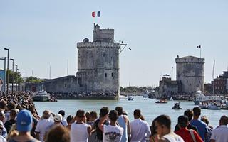 Hunt zalicza Cliff Divingowego Hat-Tricka we Francji