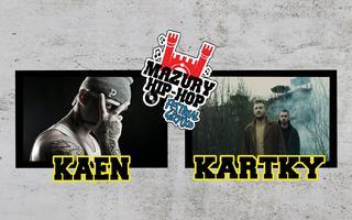 KAEN oraz KartkyEmes Milligan na #MHHF2k17