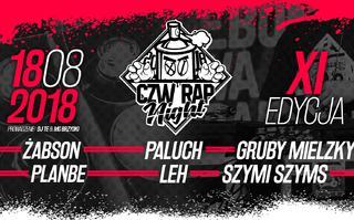 Znamy pełny line-up tegorocznego festiwalu CZW RAP NIGHT