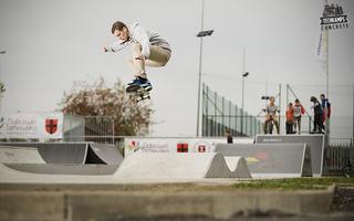 Skatepark w Dąbrowie Tarnowskiej otwarty