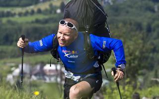 Paweł Faron uczestnikiem rajdu przygodowego Red Bull X-Alps