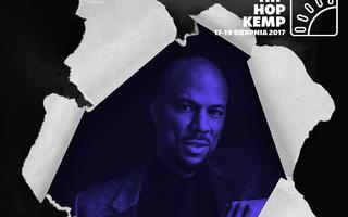 Hip Hop Kemp 2017 - Common headlinerem