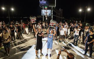 Kivanç Dinler ponownie mistrzem Red Bull King of the Rock
