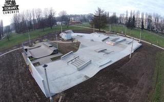 Skatepark w krakowskich Mistrzejowicach rozbudowany