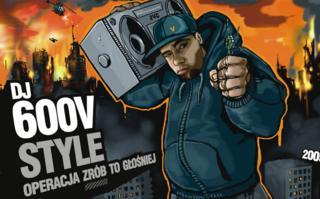 """Unikatowa reedycja """"Styli"""" DJa 600V"""