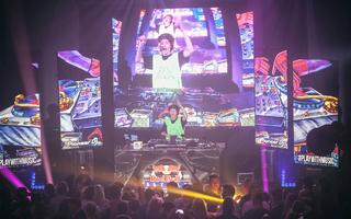 Jedenastu DJów w jedną noc