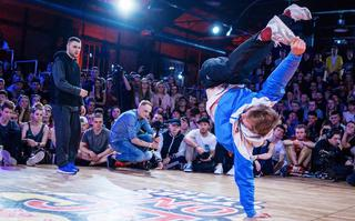 B-boy Kangur zdobywa ostatnią dziką kartę do Red Bull BC One Cypher Poland