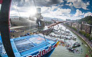 Finał światowej serii Red Bull Cliff Diving 2014