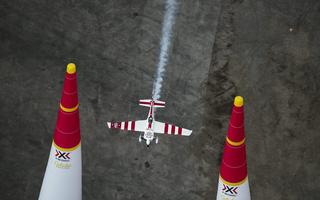 Rekordowe trzecie Mistrzostwo Bonhomme'a w Red Bull Air Race!