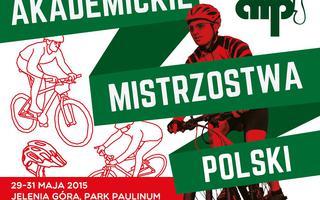 Akademickie Mistrzostwa Polski w XCO 2015 w Jeleniej Górze
