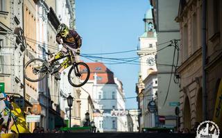 Doka Downhill City Tour w Cieszynie