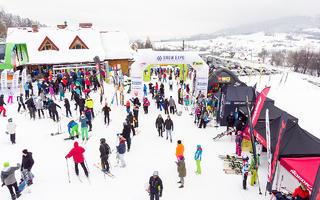 """""""SNOW EXPO na śniegu"""" – darmowe testy nart i desek"""