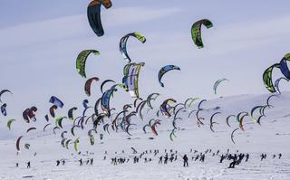 Do mety Red Bull Ragnarok dotarło tylko 4 z 300 kiterów