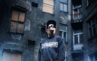 Czeski raper Khomator gościem na płycie B.R.O