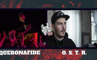Quebonafide i O.S.T.R. wystąpią na Mazury Hip-Hop Festiwal 2018!