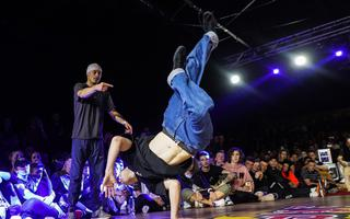 B-Boy Thomaz i B-Girl Agt polskimi mistrzami breakdance
