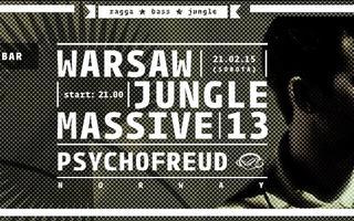 Warsaw Jungle Massive 13 feat. PsychoFreud (Norwegia)