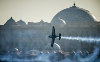 Bonhomme wygrywa 1 przystanek Mistrzostw Świata Red Bull Air Race