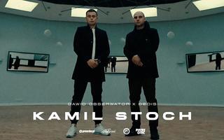 """Dawid Obserwator i Dedis z singlem """"Kamil Stoch"""""""