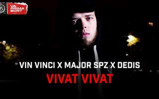 """Vin Vinci, Major SPZ i Dedis z osiedlowym hitem """"Vivat Vivat"""""""