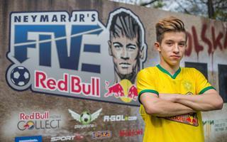 Neymar Jr's Five w sobotę w Krakowie finał piłkarskiego turnieju