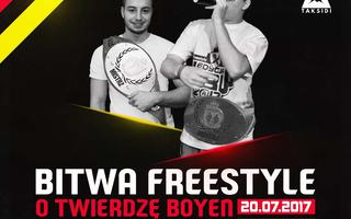 Bitwa Freestylowa Mazury Hip Hop Festiwal 2017