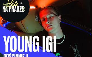 Young Igi gościnnie na warszawskim koncercie Margaret