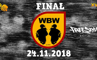Finał WBW 2018 Freestyle Battle