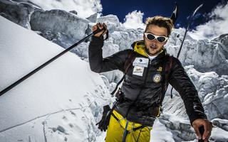 Andrzej Bargiel bije kolejne rekordy w Himalajach!