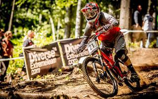 Diverse Downhill Contest videoprezentacja trasy Mistrzostw Europy