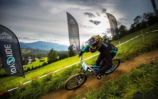 Relacja i wyniki Joy Ride Night Downhill 2016